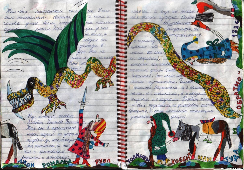 Поделки в читательский дневник