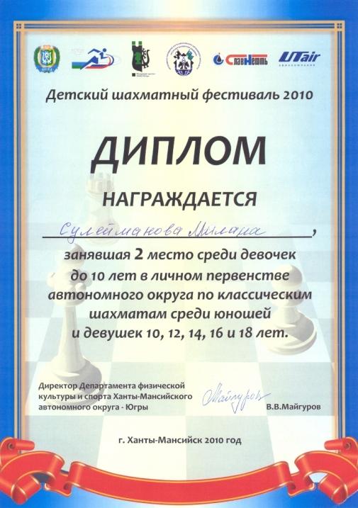 Поздравления шахматисту с победой